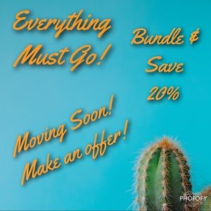 Tops - Everything Must Go!